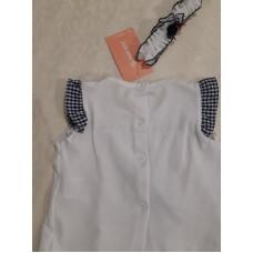 Костюм с повязкой, шорты, футболка