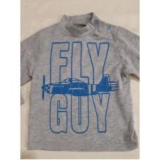 Джемпер печать Fly
