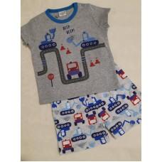 Комплект шорты и футболка Beep!