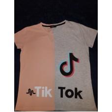 Футболка для девочки TikTok