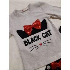 Комплект для девочки Black Cat
