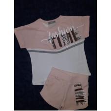 Комплект  шорты и футболка Fashion Time